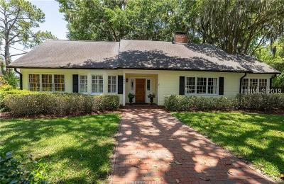 Beaufort County Single Family Home For Sale: 409 Harrington Street