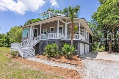 Beaufort County Single Family Home For Sale: 26 Bermuda Inlet Drive