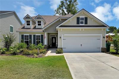 Bluffton SC Single Family Home For Sale: $299,000