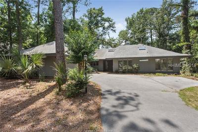 Beaufort County Single Family Home For Sale: 3 Bowline Bay Court