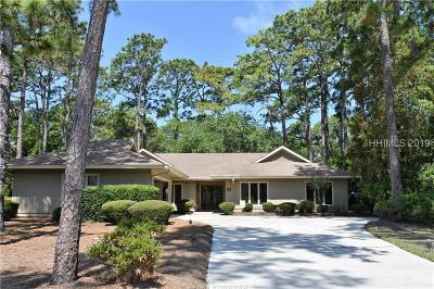 Hilton Head Island Single Family Home For Sale: 70 Rookery Way