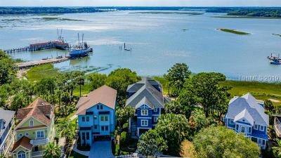 Beaufort County Single Family Home For Sale: 70 Bermuda Pointe Circle