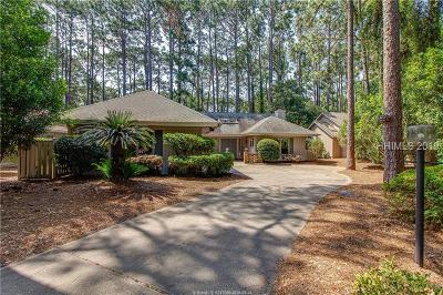 Beaufort County Single Family Home For Sale: 62 Myrtle Bank Road