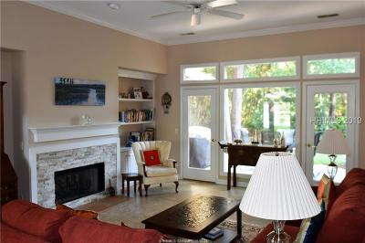 Beaufort County Single Family Home For Sale: 5 Fox Den Court