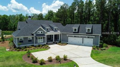 Hampton Lake Single Family Home For Sale: 17 Fish Dancer Ct