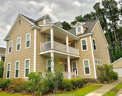 Beaufort County Single Family Home For Sale: 23 Rivers Bridge Ct