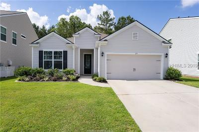 Bluffton SC Single Family Home For Sale: $255,000