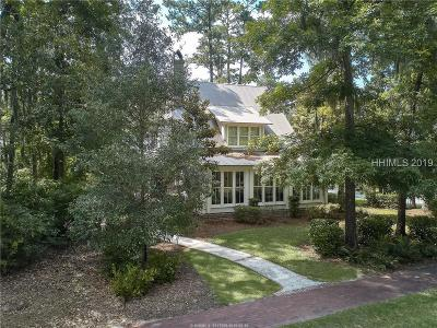 Bluffton Single Family Home For Sale: 62 Gilded Street