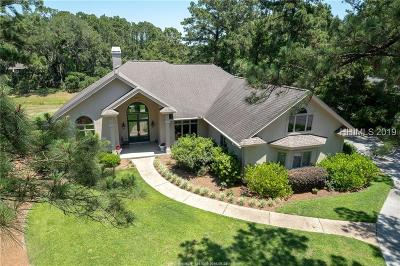 Beaufort County Single Family Home For Sale: 6 Fiddlers Way