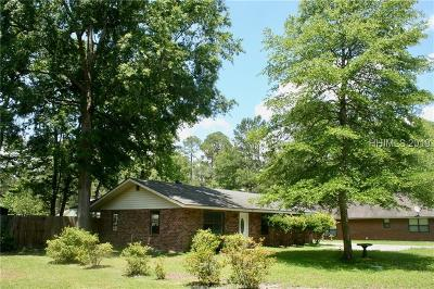 Ridgeland Single Family Home For Sale: 91 Forest Avenue
