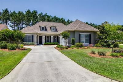 Hardeeville SC Single Family Home For Sale: $459,000