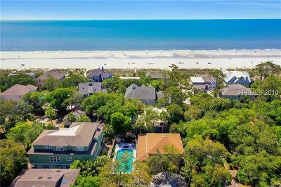 Hilton Head Island SC Single Family Home For Sale: $1,299,000