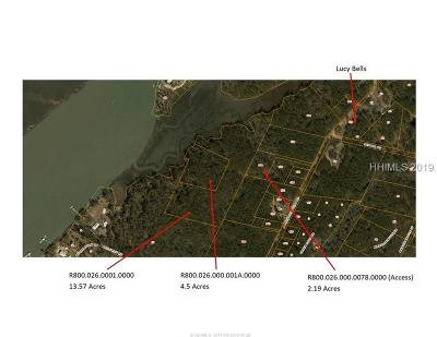 Daufuskie Island SC Residential Lots & Land For Sale: $499,000