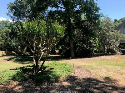 Hilton Head Island Residential Lots & Land For Sale: 18 Hickory Lane
