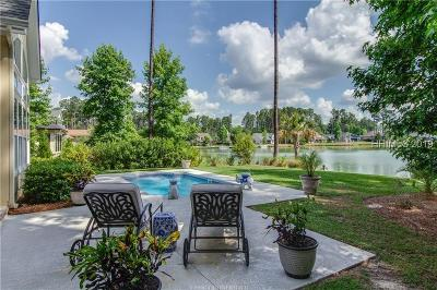 Bluffton Single Family Home For Sale: 4 Palmetto Cove Court