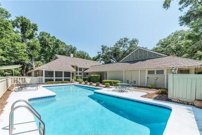 Hilton Head Island Single Family Home For Sale: 14 Baynard Park Road