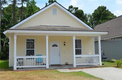 Bluffton Single Family Home For Sale: 118 Pine Forest Drive