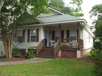 Beaufort Single Family Home For Sale: 2 Hornsborough Court