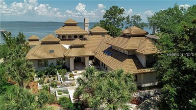 Hilton Head Island Single Family Home For Sale: 11 Charlesfort Place