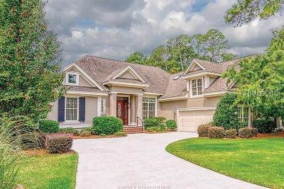 Hilton Head Island Single Family Home For Sale: 20 Madison Lane