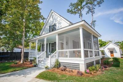 Beaufort Single Family Home For Sale: 514 Water Street