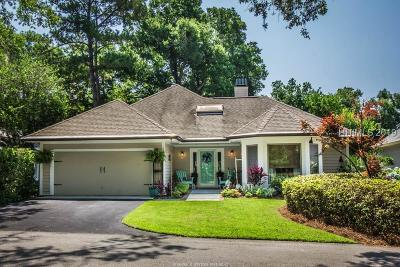 Beaufort County Single Family Home For Sale: 127 Locust Fence Road