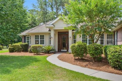 Bluffton Single Family Home For Sale: 30 Victory Point Drive