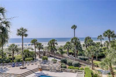 Hilton Head Island Condo/Townhouse For Sale: 21 Ocean Lane #443