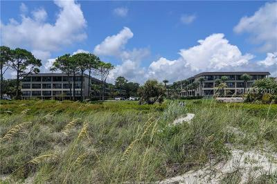 Hilton Head Island Condo/Townhouse For Sale: 23 S Forest Beach #250
