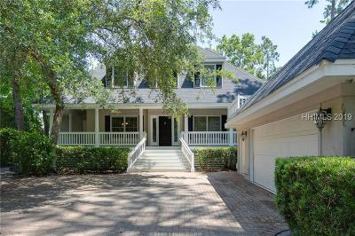 Hilton Head Island Single Family Home For Sale: 5 Berkshire Ct
