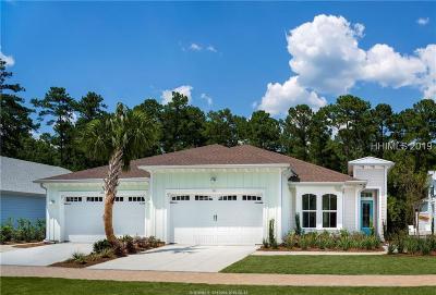 Jasper County Single Family Home For Sale: 356 Latitude Boulevard