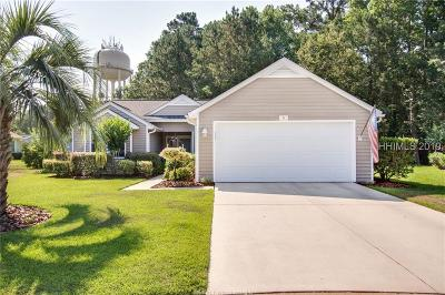 Bluffton Single Family Home For Sale: 5 Coburn Court