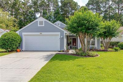 Beaufort County Single Family Home For Sale: 35 Broughton Circle