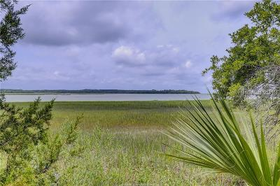Hilton Head Island Residential Lots & Land For Sale: 54 Fuller Pointe Drive