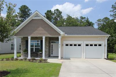 Hardeeville Single Family Home For Sale: 284 White Crescent Circle