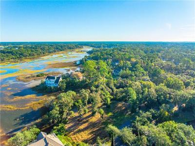 Hilton Head Island Residential Lots & Land For Sale: 3 Silver Oak Drive