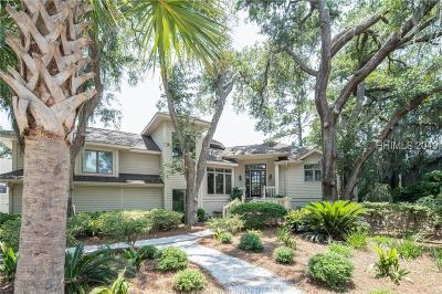 Hilton Head Island Single Family Home For Sale: 34 Hearthwood Drive