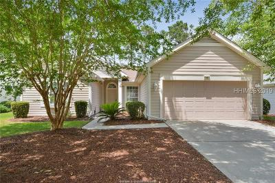 Bluffton Single Family Home For Sale: 10 Coburn Drive E