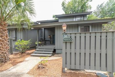 Hilton Head Island Condo/Townhouse For Sale: 5 Haul Away #38