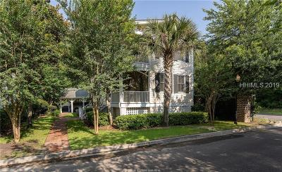 Beaufort Single Family Home For Sale: 2 Battery Point Lane