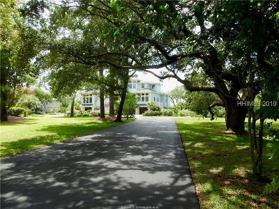 Hilton Head Island Residential Lots & Land For Sale: 4 Everglade Place