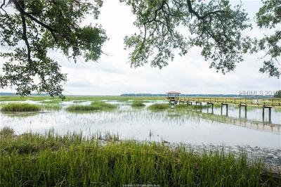 Beaufort Single Family Home For Sale: 68 Downing Drive
