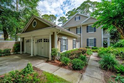 Beaufort County Single Family Home For Sale: 9 Sparwheel Lane
