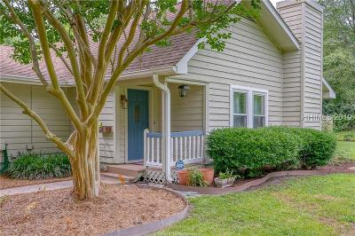 Hardeeville Single Family Home For Sale: 184 Sanders Road