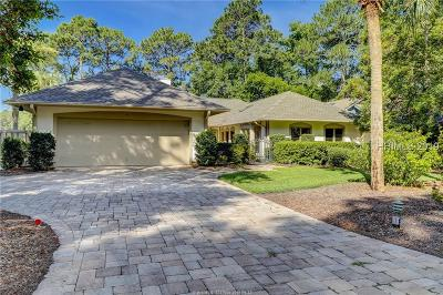 Beaufort County Single Family Home For Sale: 67 Hickory Forest Drive