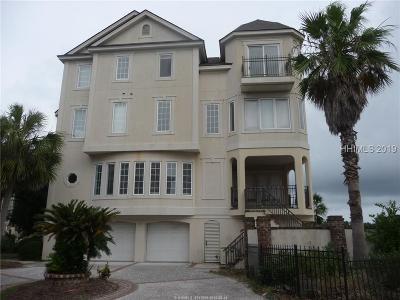 Hilton Head Island Single Family Home For Sale: 15 Collier Beach Road