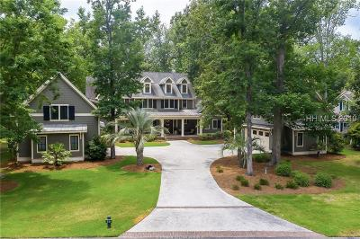 Okatie SC Single Family Home For Sale: $1,190,000
