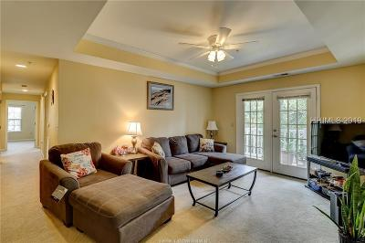 Bluffton Condo/Townhouse For Sale: 4924 Bluffton Parkway #21-202
