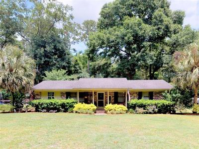 Ridgeland Single Family Home For Sale: 1486 Bees Creek Road