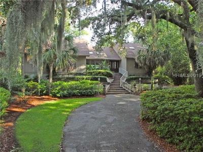 Hilton Head Island Single Family Home For Sale: 1 Midstream